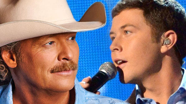 Scotty mccreery Songs | Scotty McCreery Wows with Alan Jackson's