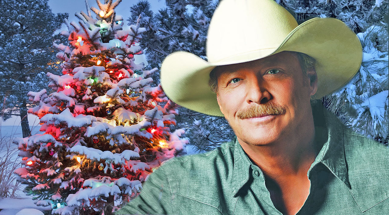 Alan jackson Songs | Alan Jackson Brings Wife And Daughters On Stage For Special Performance Of 'Let It Be Christmas' | Country Music Videos
