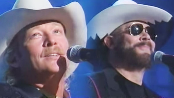 Hank williams jr. Songs | Alan Jackson and Hank Williams, Jr. - Blues Man | Country Music Videos
