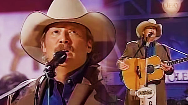 Alan jackson Songs | Alan Jackson - Are You Washed in Blood? (LIVE at the Opry) | Country Music Videos