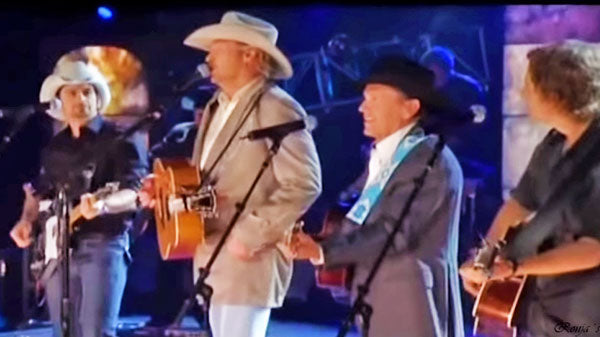 George strait Songs | Alan Jackson - Country Boy (feat. George Strait, Dierks Bentley & Brad Paisley) (VIDEO) | Country Music Videos