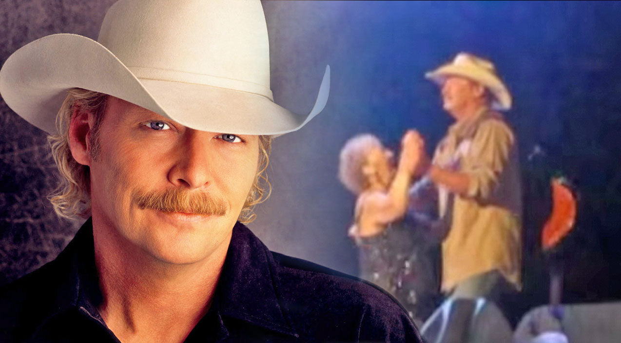 Classic country Songs | Alan Jackson Dances With Fan During 'Remember When' Performance (WATCH) | Country Music Videos