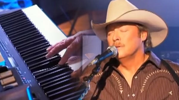 Alan Jackson - Every Now and Then [Live] | Country Music Videos
