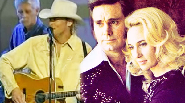 Lee ann womack Songs | Alan Jackson and Lee Ann Womack - Golden Ring | Country Music Videos