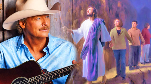 Alan jackson Songs | Alan Jackson - Wherever He Leads I'll Go (WATCH) | Country Music Videos