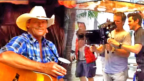 Alan jackson Songs | Alan Jackson - Making the Video