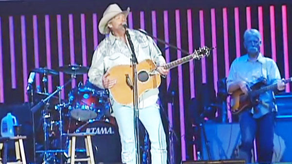 Alan jackson Songs | Alan Jackson - Chasin' that Neon Rainbow (Live) | Country Music Videos