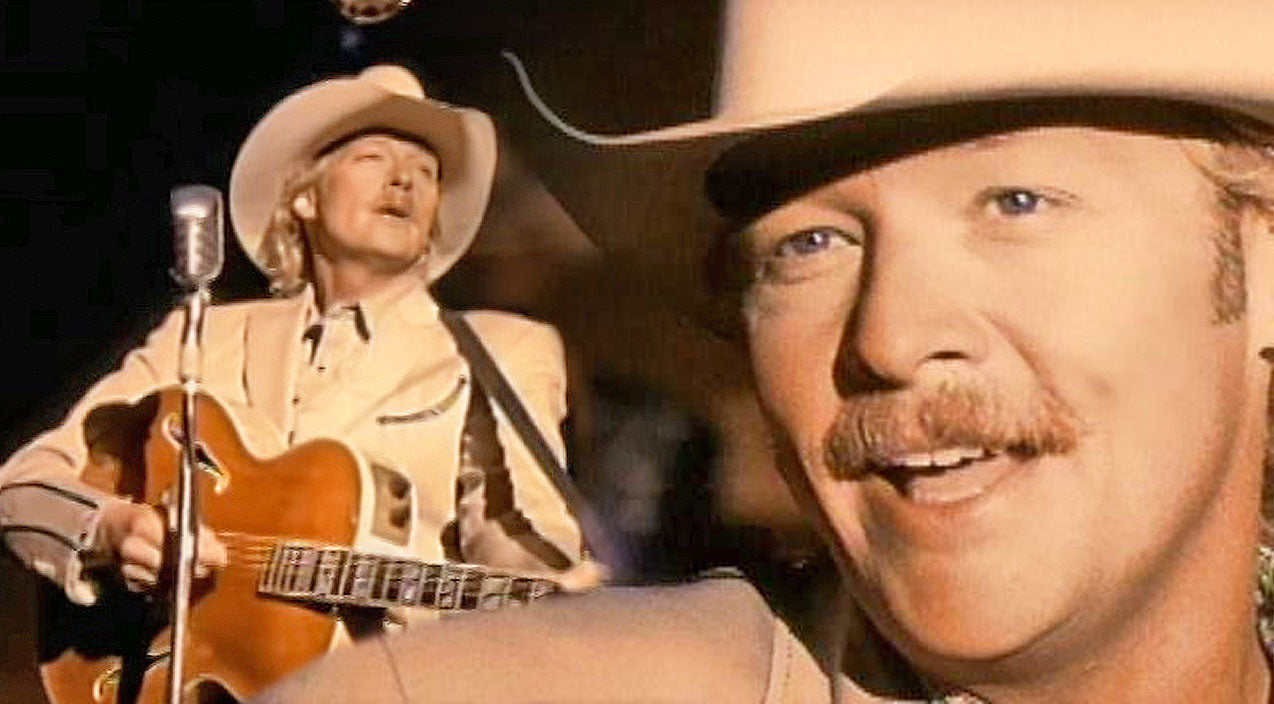 Alan jackson Songs | Alan Jackson Transports Us To A World Full Of Pearls And Champagne With