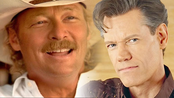Randy travis Songs | Alan Jackson and Randy Travis Medley (WATCH) | Country Music Videos