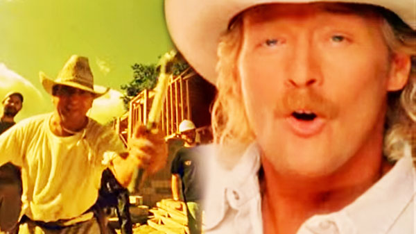 Alan jackson Songs | Alan Jackson - It's Alright to be a Redneck (VIDEO) | Country Music Videos