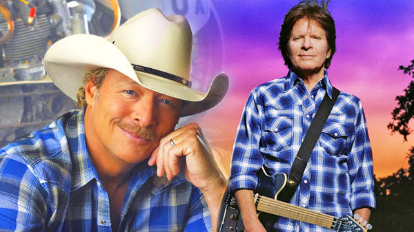 John fogerty Songs | John Fogerty and Alan Jackson -