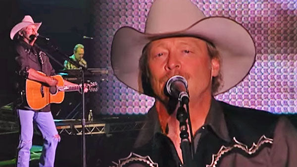 Alan jackson Songs | Alan Jackson - Small Town Southern Man (LIVE) (VIDEO) | Country Music Videos