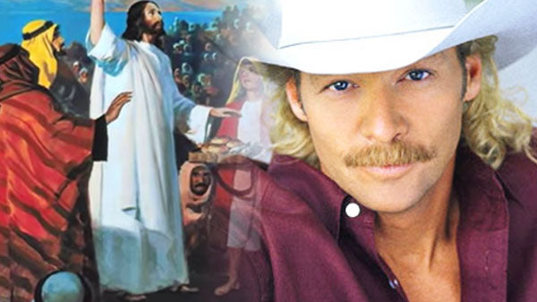 Alan jackson Songs | Alan Jackson - I Love to Tell the Story | Country Music Videos