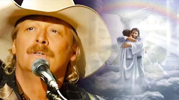 Alan jackson Songs | Alan Jackson - I Want To Stroll Over Heaven With You (VIDEO) | Country Music Videos