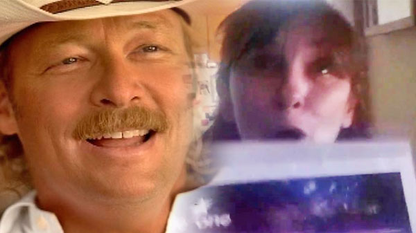 Alan jackson Songs   Woman Surprised With Alan Jackson Tickets (FUNNY) (VIDEO)   Country Music Videos