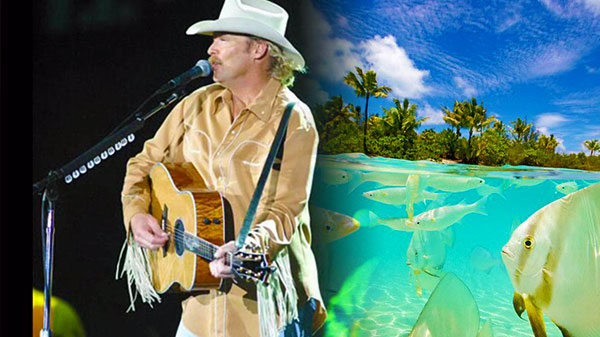 Alan jackson Songs | Alan Jackson - Tropical Depression | Country Music Videos