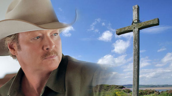 Alan jackson Songs | Alan Jackson - Turn Your Eyes Upon Jesus | Country Music Videos