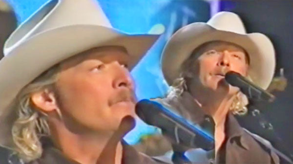 Alan jackson Songs | Alan Jackson - www.memory (LIVE at 2000 CMA Awards) | Country Music Videos