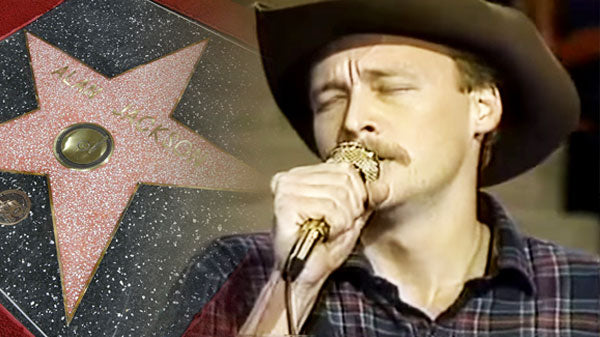 Alan jackson Songs | Alan Jackson Rare Video (1985 On