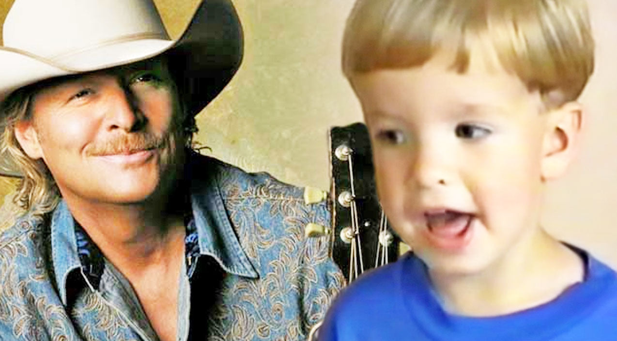 Tracy lawrence Songs | 2-Year-Old Boy Delivers Adorable Classic Country Medley That'll Leave You Smiling | Country Music Videos