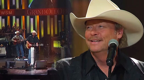 Alan Jackson - Drive (For Daddy Gene) (Live @ The Opry) | Country Music Videos