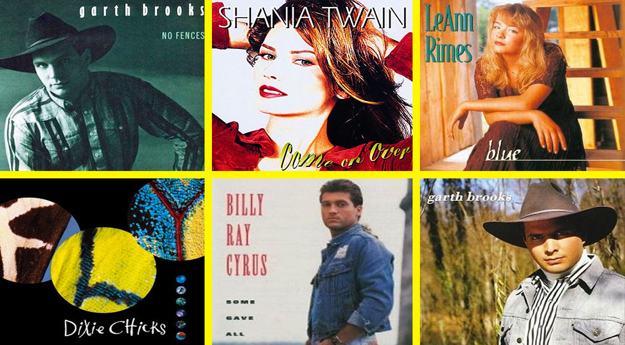 Shania twain Songs | Which Iconic 90s Album Was Just Named The #1 Country Album of All Time? | Country Music Videos