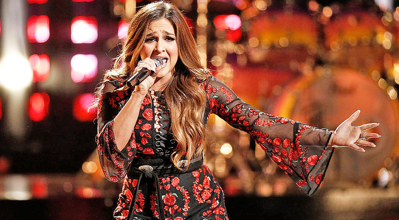 The voice Songs | Alisan Porter's Performance Of Aerosmith's 'Cryin'' Will Give You Actual Chills | Country Music Videos