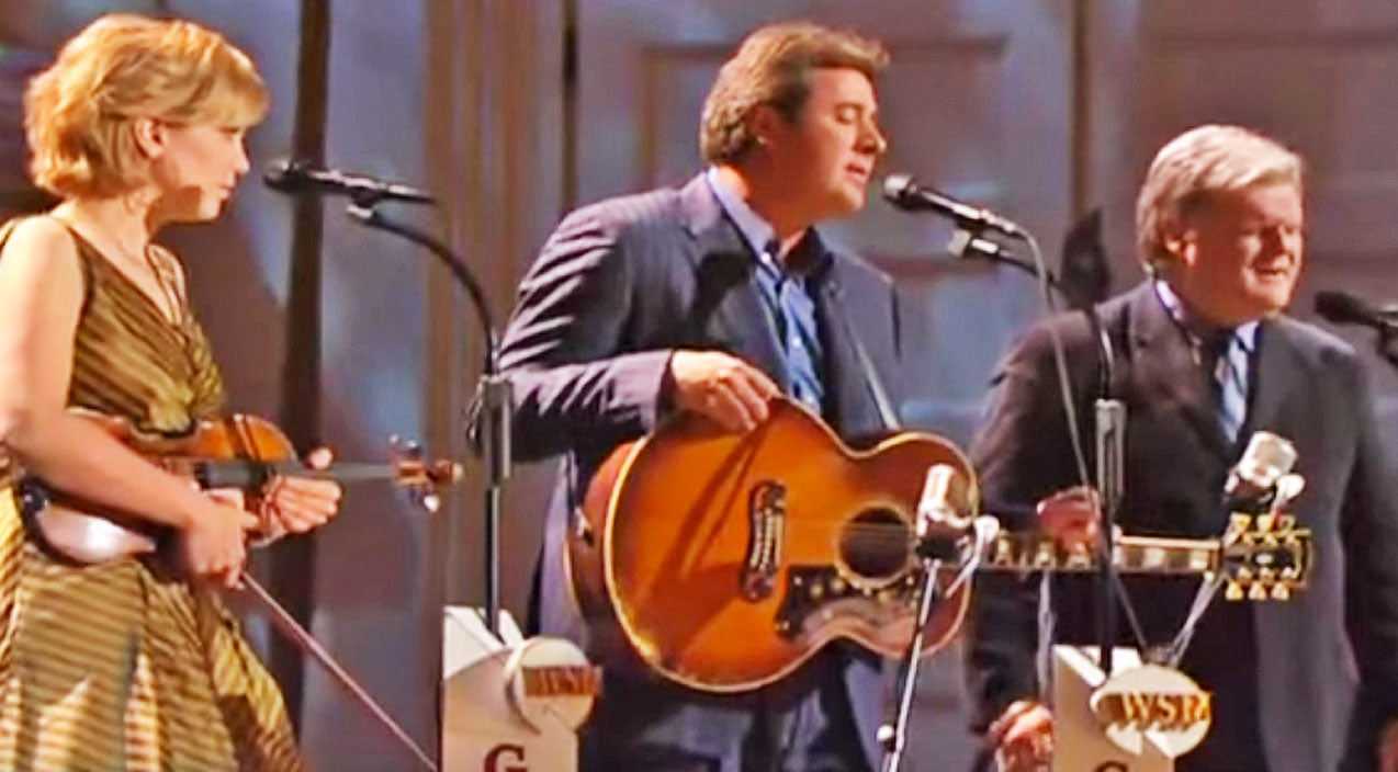 Vince gill Songs | Vince Gill & Fellow Country Stars Singing 'Go Rest High' Will Leave You Weeping | Country Music Videos