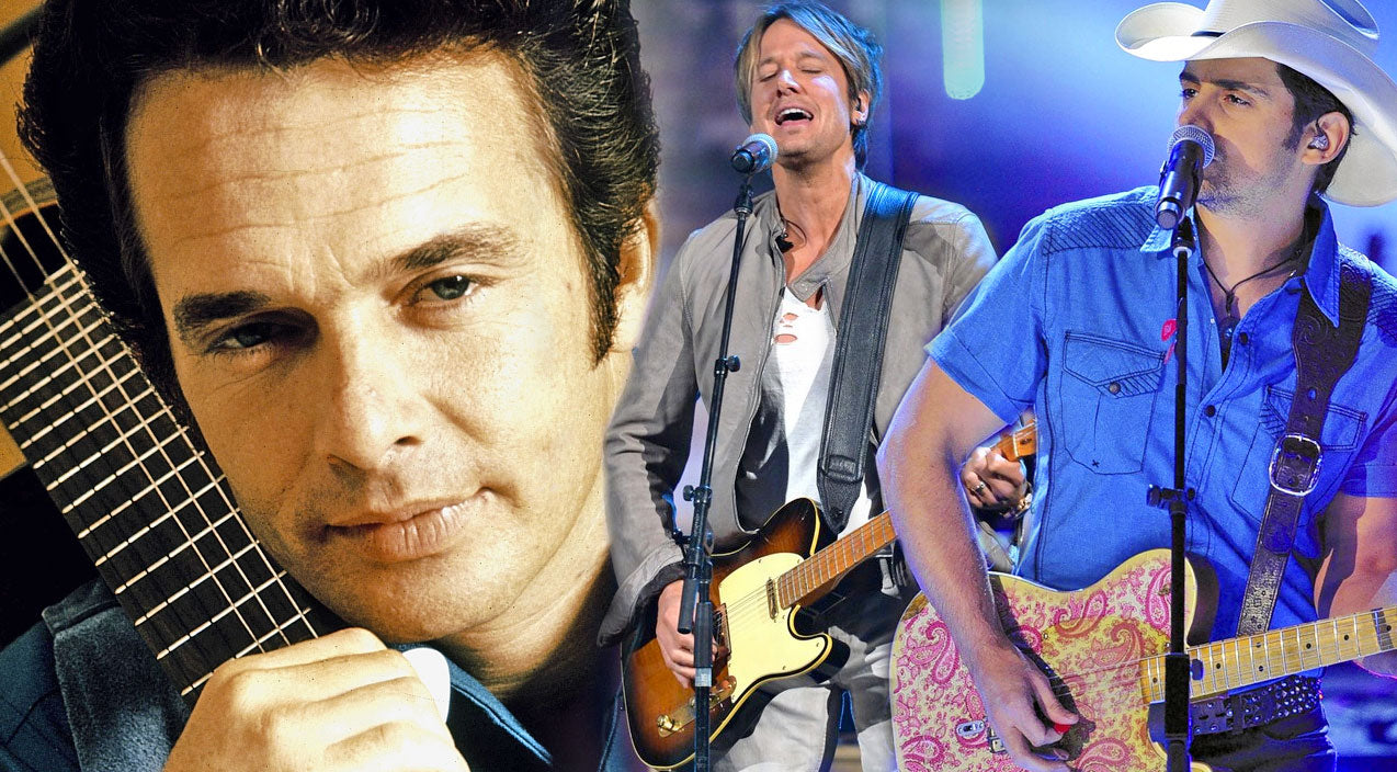 Steve wariner Songs | All Star Line Up Wows With Jaw-Dropping Tribute To Merle Haggard With 'Workin' Man Blues' | Country Music Videos