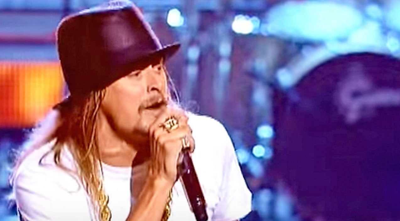 Lynyrd skynyrd Songs | Kid Rock Surprises Crowd With Music Royalty For 'All Summer Long' Performance | Country Music Videos