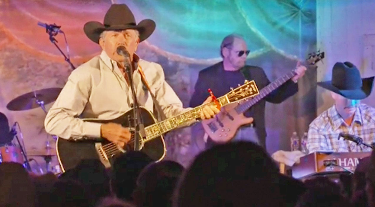 George strait Songs | George Strait Proves He's Still The King Of Country In Latest Performance Of 'Amarillo By Morning' | Country Music Videos