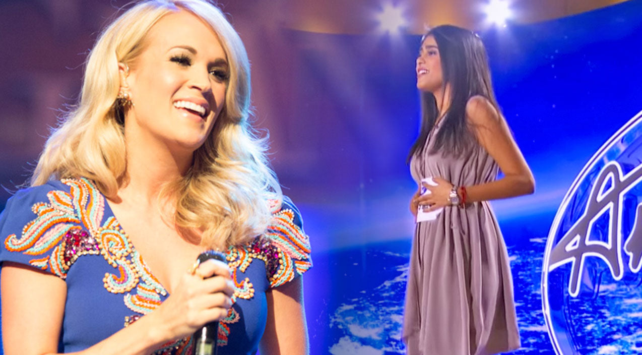 After Her Carrie Underwood Cover, Judges Think They've Found The Next 'American Idol' | Country Music Videos