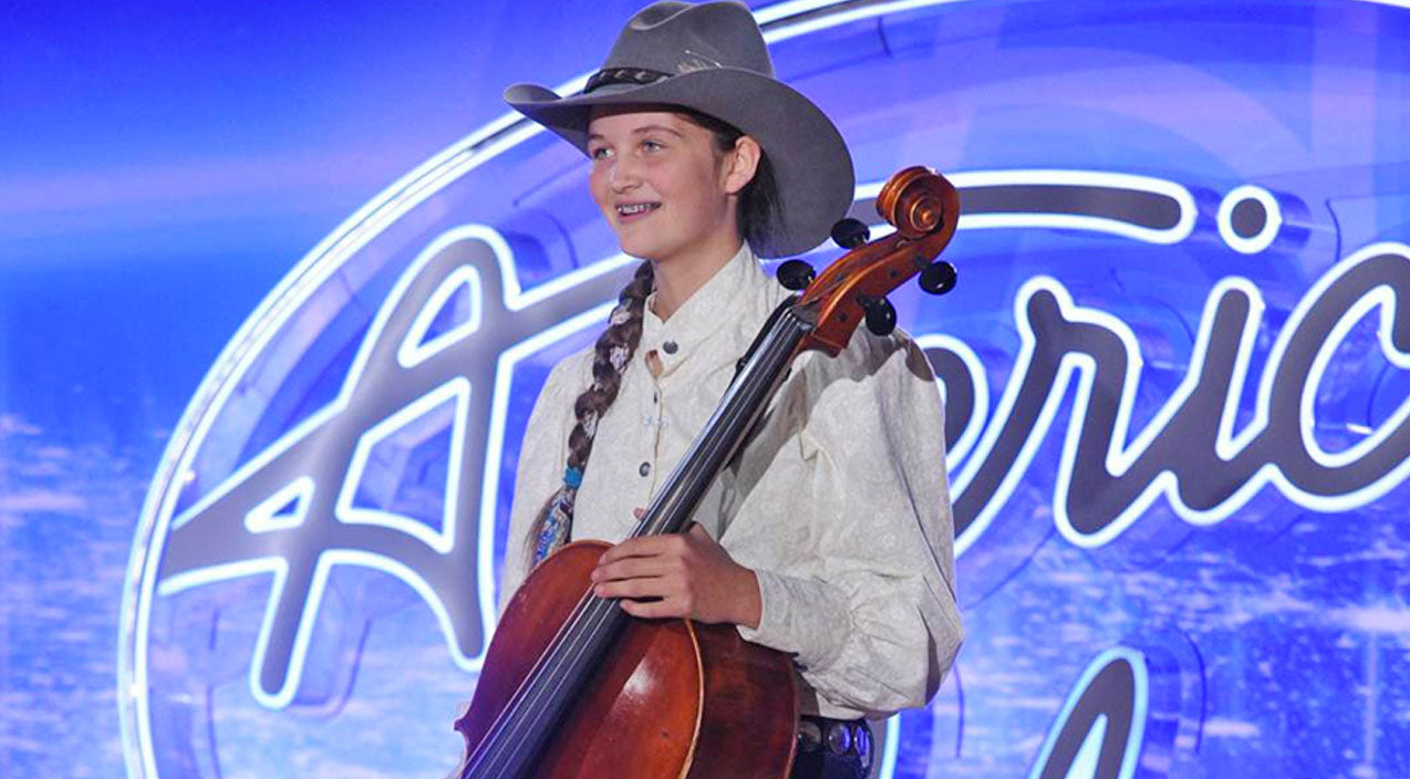 Classic country Songs | Real Cowgirl Auditions For 'American Idol' And Leaves Judges Speechless | Country Music Videos