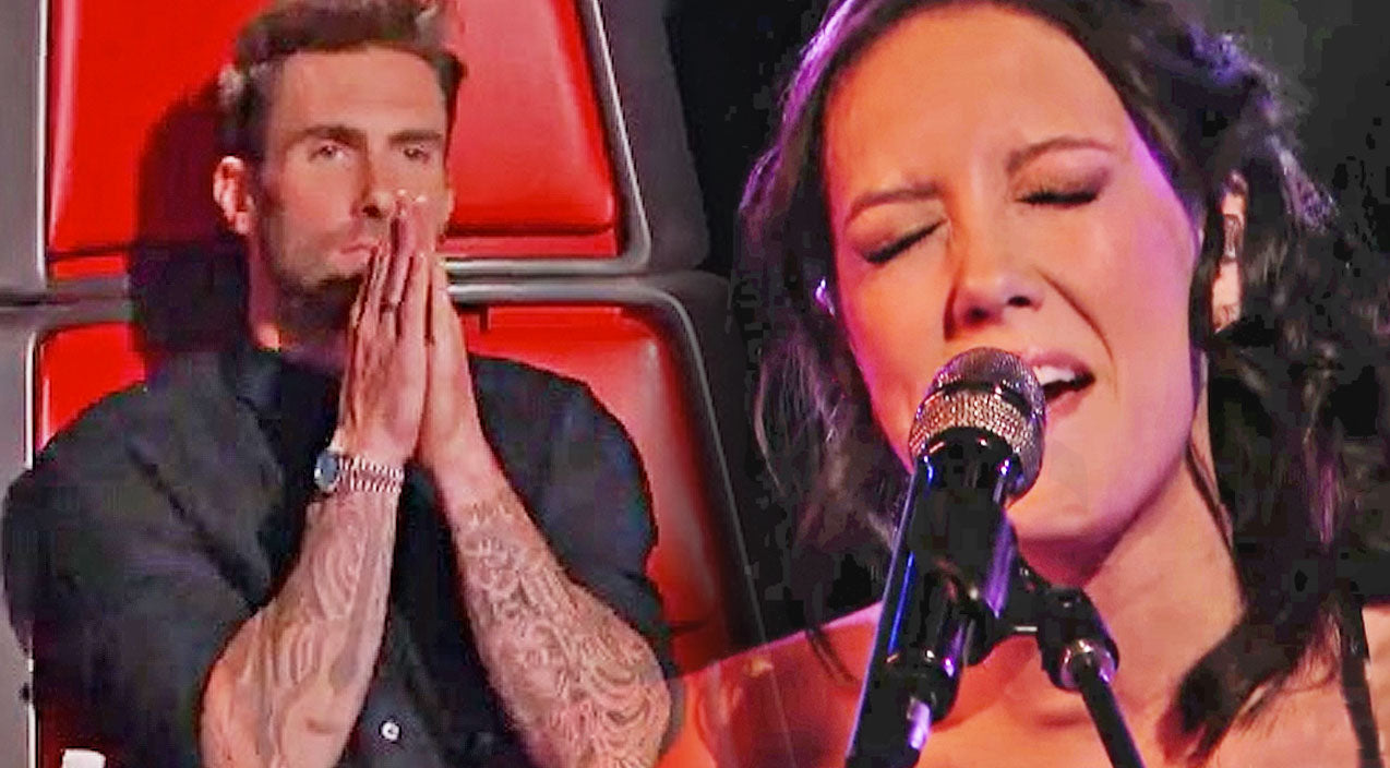The voice Songs | The Voice's Amy Vachal Captivates With 'Make You Feel My Love' | Country Music Videos