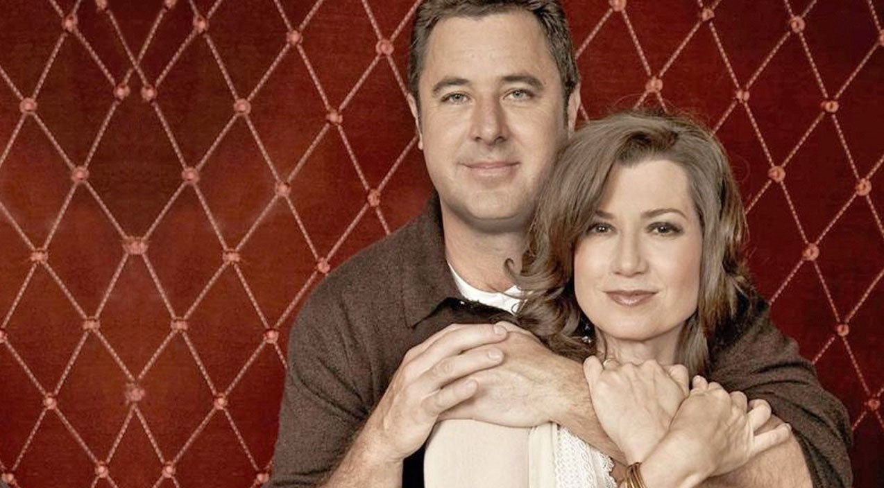 Vince gill Songs | Amy Grant Opens Up About What She's Learned From Her Marriage To Vince Gill | Country Music Videos