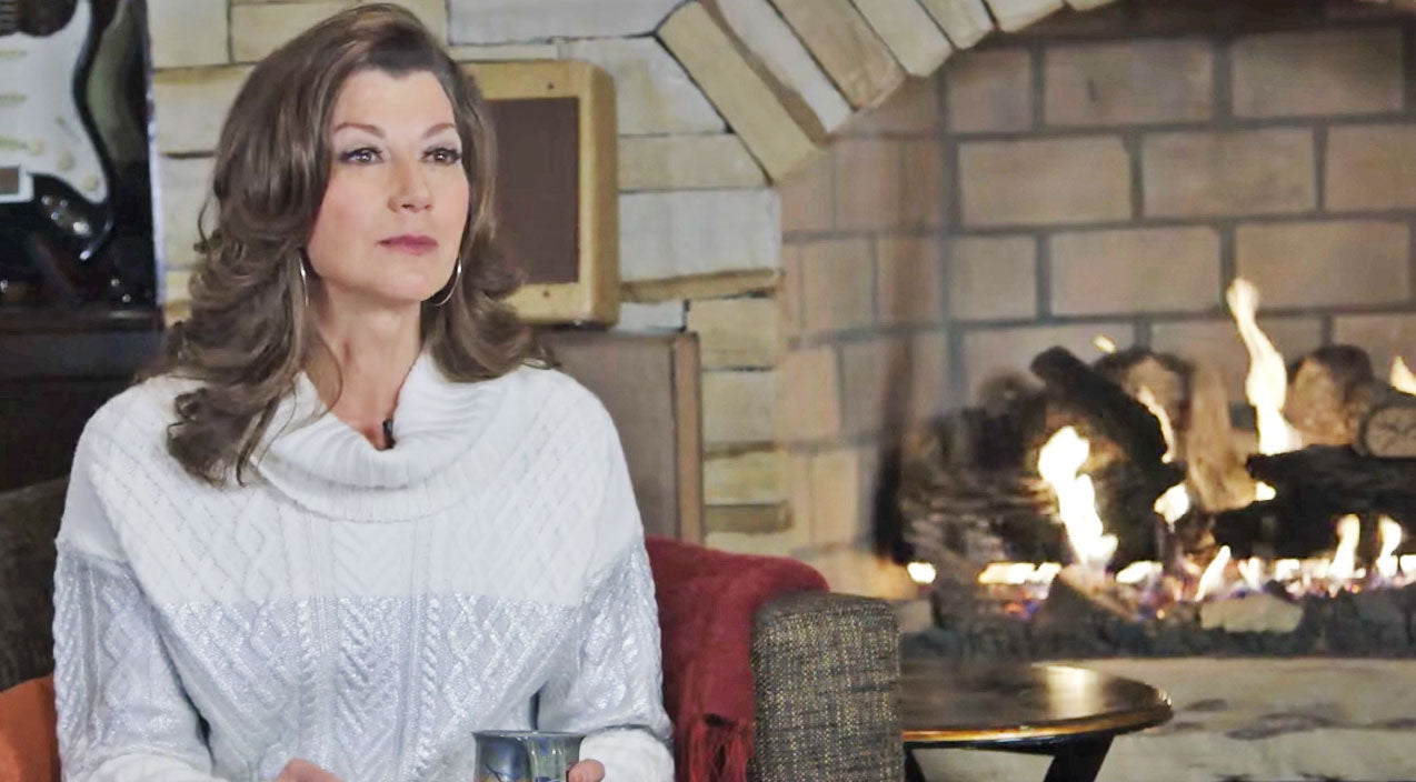 Amy grant Songs   Amy Grant Reveals Her Daughter's Car Accident Inspired Haunting Christmas Song   Country Music Videos