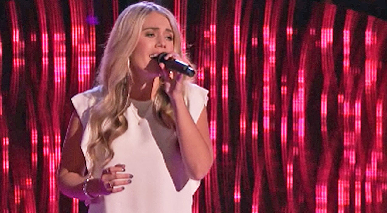 The voice Songs | Carrie Underwood's Former Backup Singer Makes 'Voice' Debut With Angelic Alison Krauss Song | Country Music Videos
