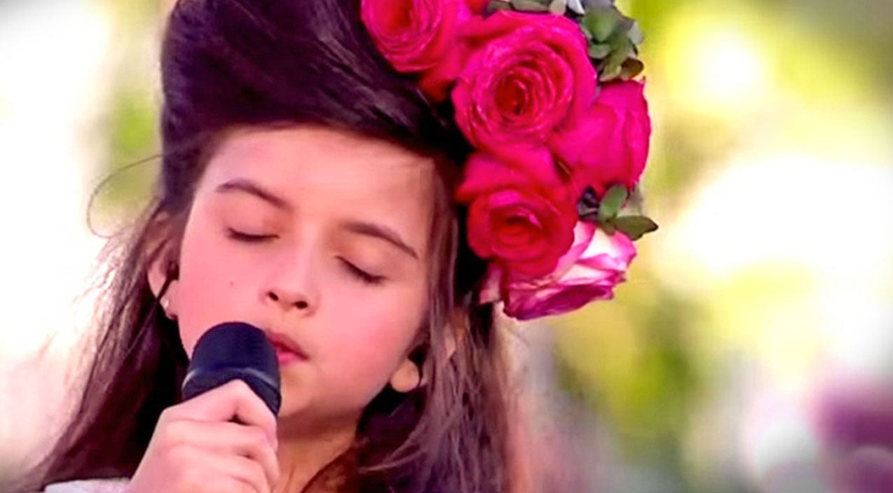 8-Year-Old's Unique Rendition Of A 1950s Classic Will Blow You Away | Country Music Videos