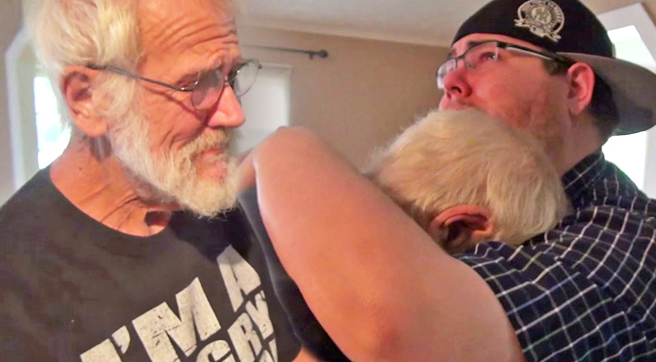 Emotional Songs | The Son Of YouTube Sensation Angry Grandpa Surprises His Dad With A Touching Gift! | Country Music Videos