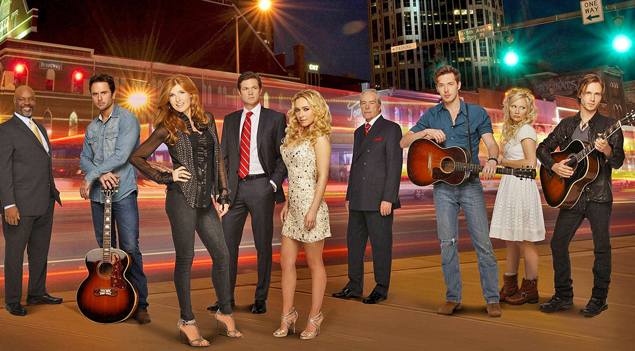 Nashville Songs | 'Nashville' Executives Reveal Exciting News About Show's Future | Country Music Videos