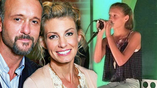 Tim mcgraw Songs | Tim McGraw and Faith Hill's Daughter Dazzles With Dixie Chick's