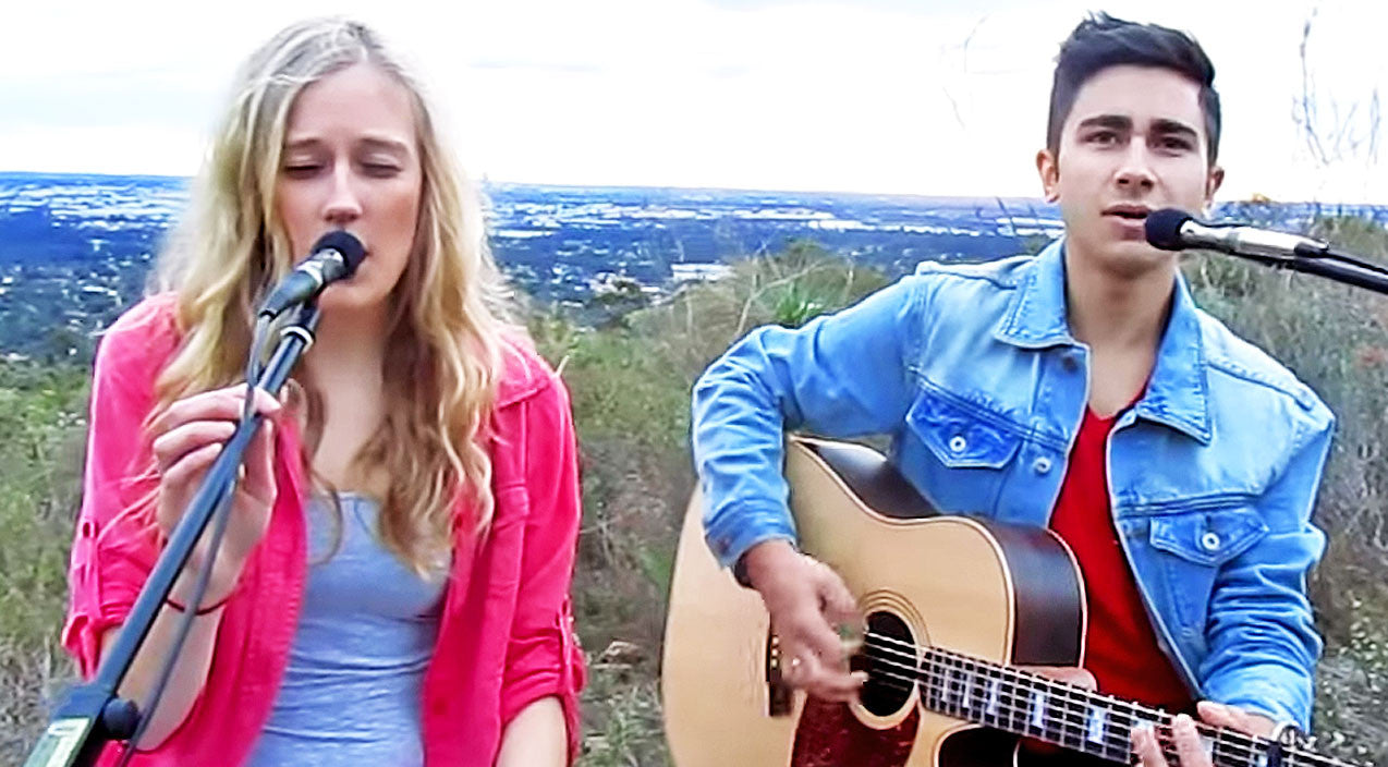 John denver Songs | Australian Couple Delivers Heart-Stopping 'Jolene' Duet | Country Music Videos