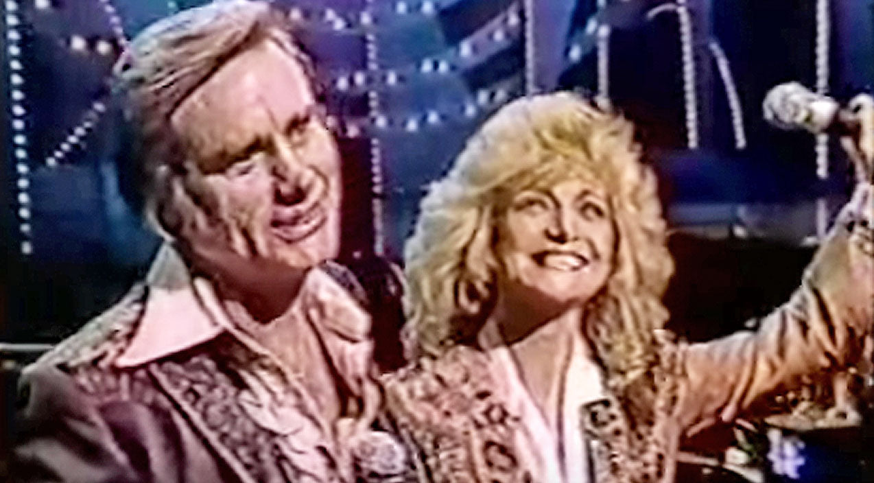 George jones Songs | 1981 CMA Awards Surprised With Iconic George Jones And Barbara Mandrell Duet | Country Music Videos