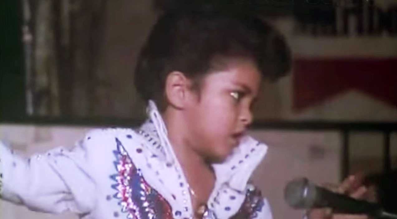 Elvis presley Songs | Once Upon A Time, This Major Music Star Was A Rockin' 4-Year-Old Elvis Impersonator | Country Music Videos