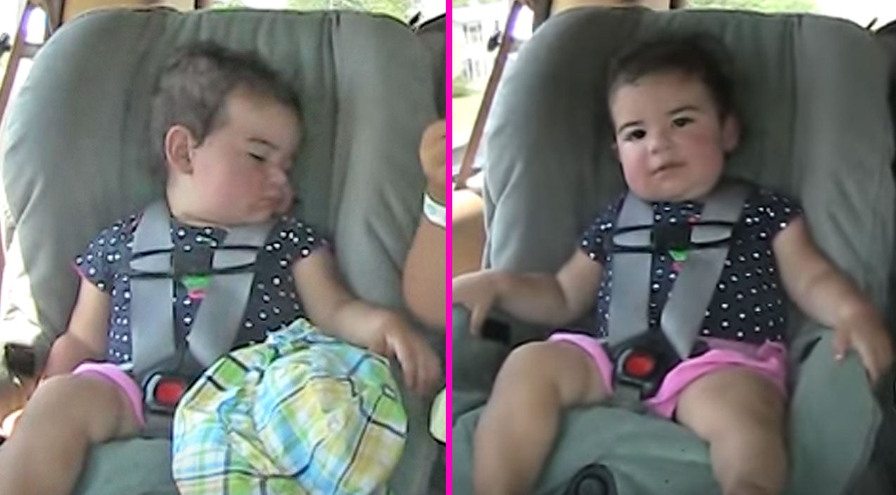 George jones Songs | Baby Girl Is Sound Asleep, But When George Jones Starts Playing? Her Reaction Is Priceless | Country Music Videos