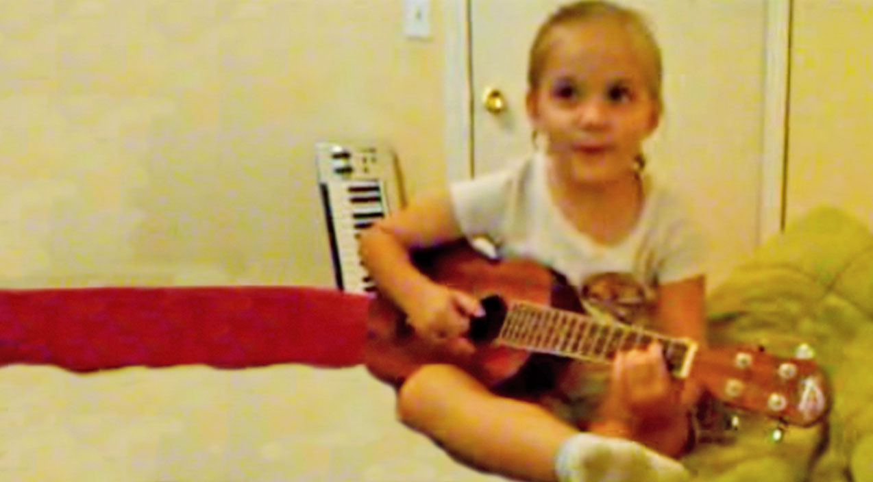 Nashville Songs | 'Nashville' Star Maisy Stella Performs First Original Song At 5-Years-Old | Country Music Videos