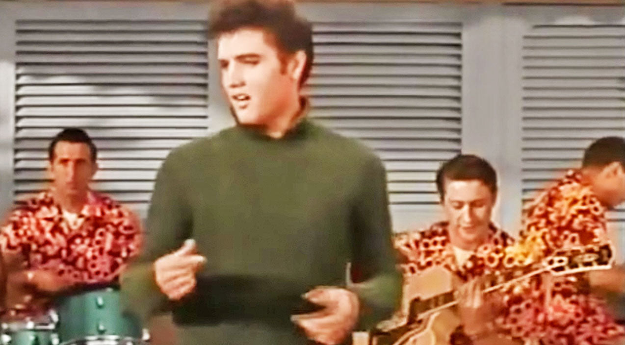 The beatles Songs | Elvis Presley's Isolated Vocal Track For 'Baby I Don't Care' Will Leave You Breathless | Country Music Videos