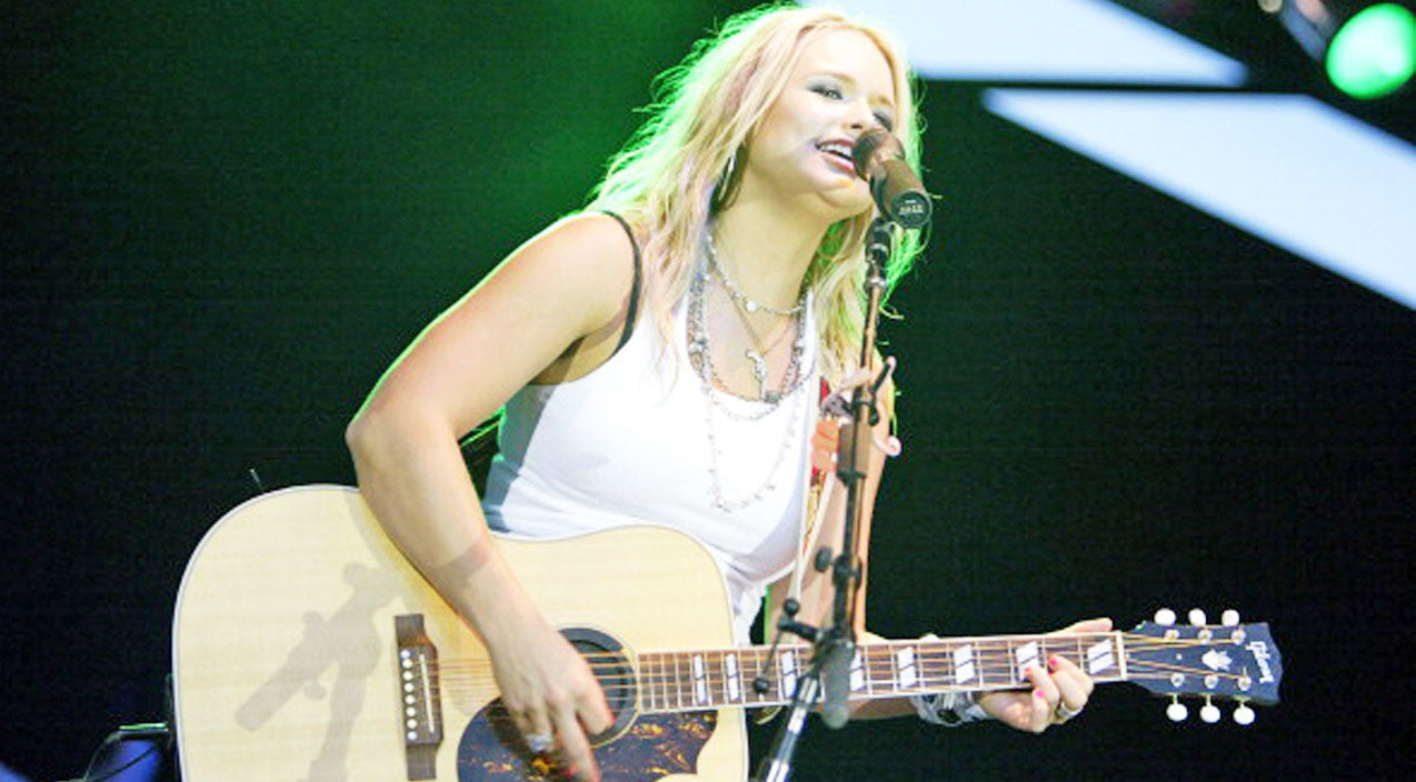 Miranda lambert Songs | Teenage Miranda Lambert Is 'Texas As Hell' In One Of Her First Songs | Country Music Videos