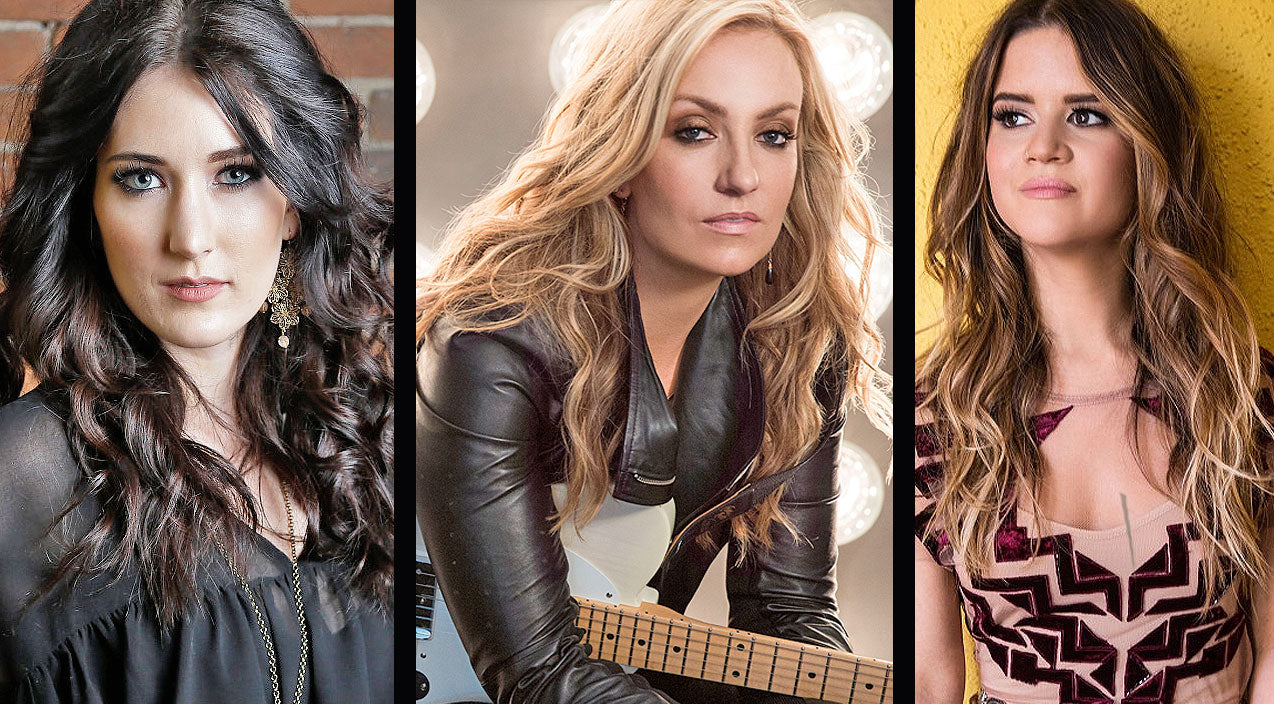 6 Badass Women Of Country Music To Watch For In 2016 | Country Music Videos