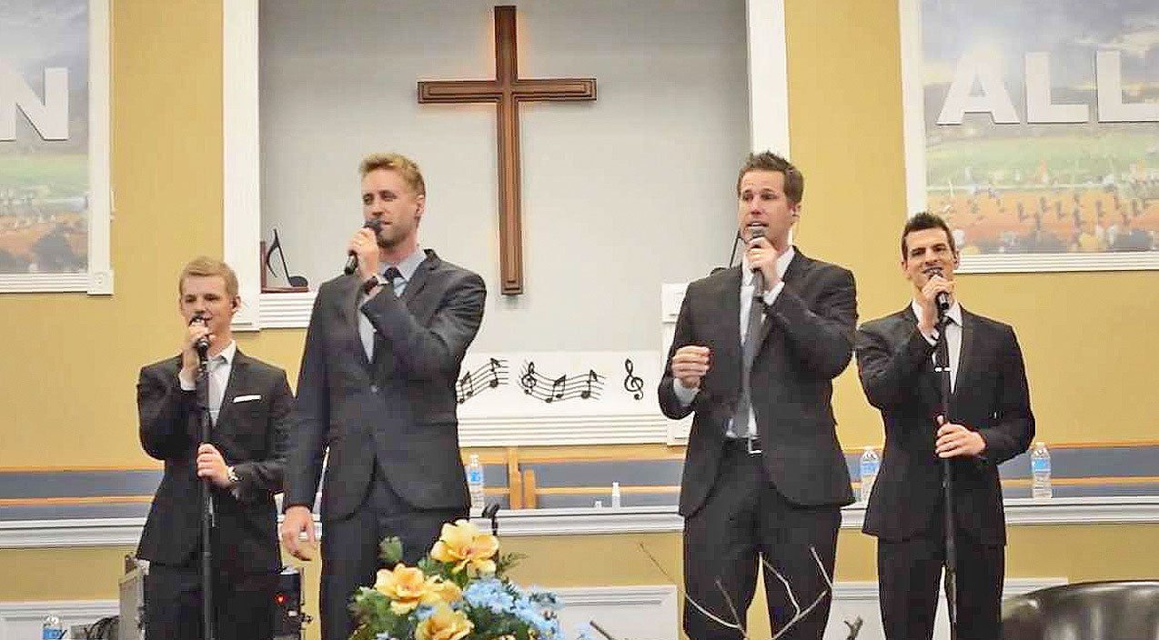 The ball brothers Songs   Gospel A Cappella Group's Chilling Rendition Of